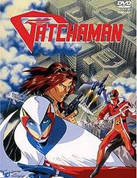 Kagaku Ninja-Tai Gatchaman 1994 (Dub) poster