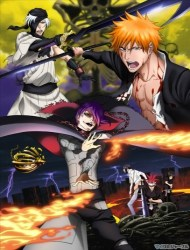 Poster of Bleach the Movie 4: Hell Verse (Dub)