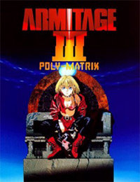 Armitage III - Poly Matrix (Dub) poster