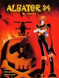 Albator 84 poster