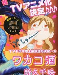 Wakakozake poster