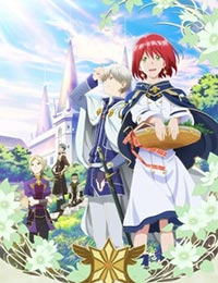 Snow White with the Red Hair (Dub) poster
