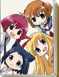 Saki Biyori Animation poster