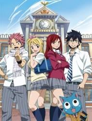 Fairy Tail: Youkoso Fairy Hills! - OVA poster