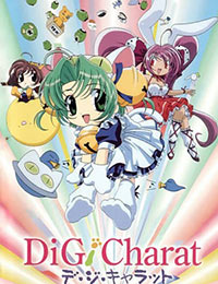 Poster of DiGi Charat Ohanami Special