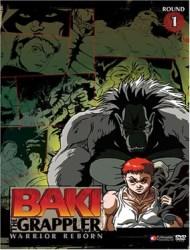 Grappler Baki (TV) (Dub) poster