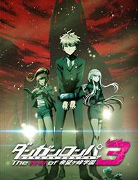 Danganronpa 3: The End of Hope's Peak High School - Future Arc (Dub) poster