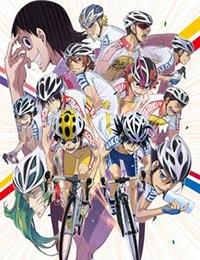 Yowamushi Pedal: Grande Road poster