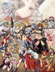 Queen's Blade: Gyokuza wo Tsugu Mono (Dub)