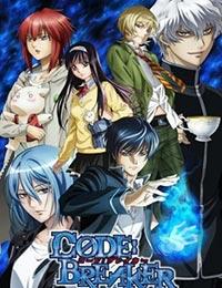 Code:Breaker (Dub) poster
