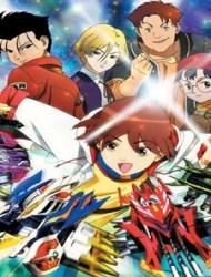 Poster of Gekitou! Crush Gear Turbo (Dub)