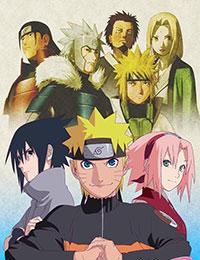 Poster of Naruto: Shippuden (Dub)