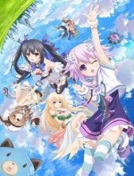 Kami Jigen Game Neptune V (Dub) poster