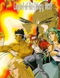 Fatal Fury: Legend of the Hungry Wolf (Dub) poster