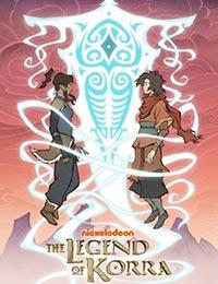 Poster of Avatar: Legend of Korra