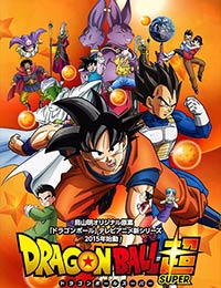Poster of Dragon Ball Super