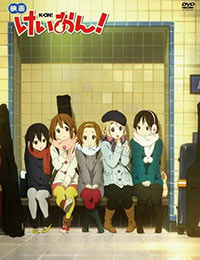 K-ON! The Movie (Dub) poster