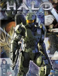Poster of Halo Legends (Dub)