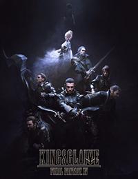 Poster of KINGSGLAIVE FINAL FANTASY XV (Dub)