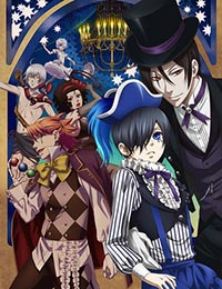 Poster of Black Butler: Book of Circus (Dub)