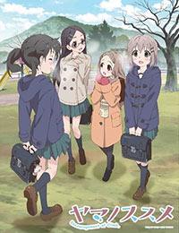 Yama no Susume 2nd Season poster