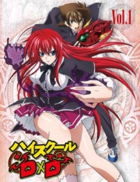 Poster of Highschool DxD Specials