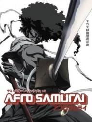 Afro Samurai (Dub) poster