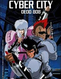 Cyber City (Dub) poster