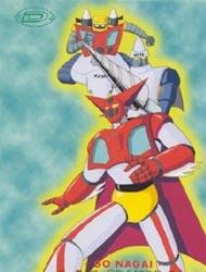Great Mazinger vs. Getter Robo