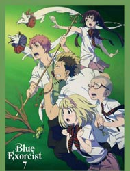 Blue Exorcist Specials poster