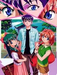 Onegai☆Twins: Natsu wa Owaranai (Dub) poster