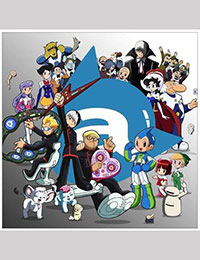 ravex in Tezuka World poster