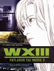 WXIII: Kidou Keisatsu Patlabor the Movie 3