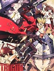 Poster of Trigun: Badlands Rumble