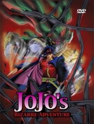 JoJo's Bizarre Adventure (1993) poster