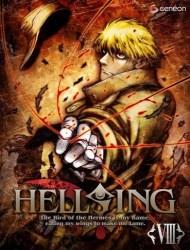 Hellsing: The Dawn: A supplementary of HELLSING poster
