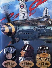 Poster of The Cockpit: Kamikaze Stories
