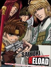 Saiyuuki Reload (Dub) poster