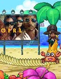 Poster of Pharrell Williams - It Girl