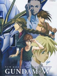Poster of Mobile Suit Gundam Wing: Endless Waltz