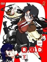 R.O.D - READ OR DIE (Dub) poster