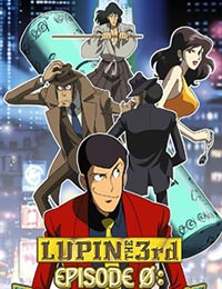 Poster of Lupin III Episode 0: The First Contact