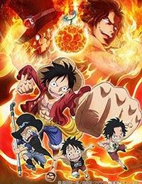 One Piece: Episode of Sabo - 3 Kyoudai no Kizuna Kiseki no Saikai to Uketsugareru Ishi