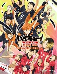 HAIKYU!! 2nd Season poster