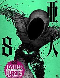 Ajin: Demi-Human 2nd Season poster