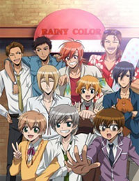 Poster of Rainy Cocoa: Rainy Color e Youkoso!