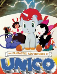 Poster of The Fantastic Adventures Of Unico