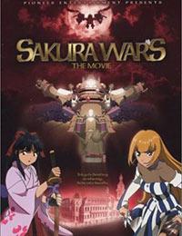 Poster of Sakura Taisen: Katsudou Shashin (Dub)