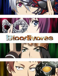 BLOODIVORES poster