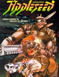 Appleseed (Dub) poster